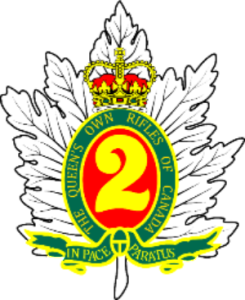 QOR Badge